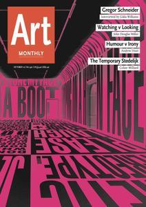 Art Monthly - October 2010   No 340