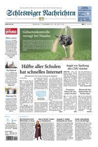 Schleswiger Nachrichten - 11. Dezember 2018