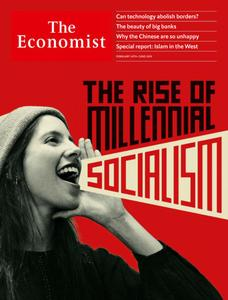 The Economist Middle East and Africa Edition – 16 February 2019