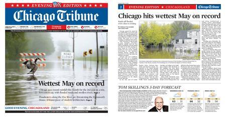 Chicago Tribune Evening Edition – May 19, 2020