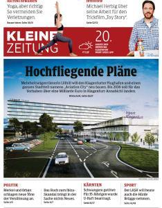 Kleine Zeitung Kärnten - 20 August 2019
