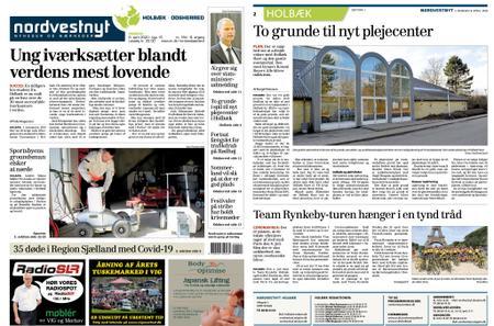 Nordvestnyt Holbæk Odsherred – 08. april 2020
