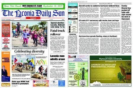 The Laconia Daily Sun – September 12, 2017