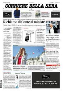 Corriere della Sera - 1 Aprile 2019