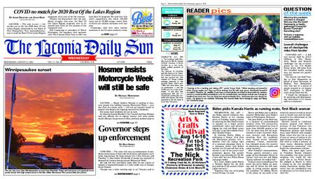 The Laconia Daily Sun – August 12, 2020