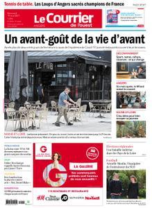 Le Courrier de l'Ouest Angers – 19 mai 2021