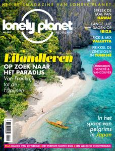 Lonely Planet Traveller Netherlands - mei 2019