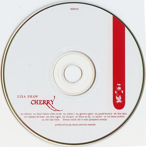 Lisa Shaw - Cherry (2005) {Naked Music Recordings} / AvaxHome