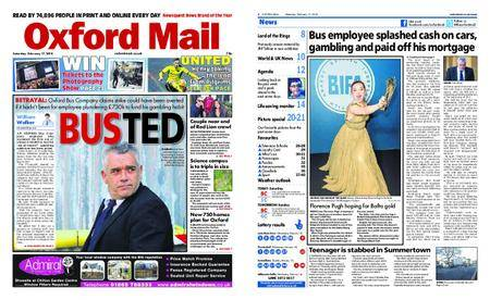 Oxford Mail – February 17, 2018