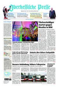 Oberhessische Presse Marburg/Ostkreis - 02. Dezember 2017