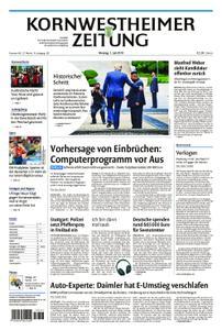 Kornwestheimer Zeitung - 01. Juli 2019