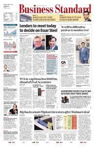 Business Standard - April 24, 2018