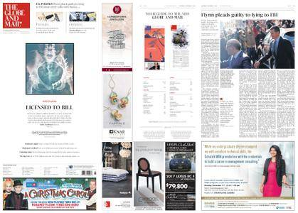 The Globe and Mail – December 02, 2017