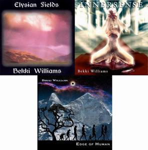 Bekki Williams - 3 Studio Albums (1996-2007)