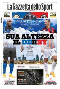 La Gazzetta dello Sport – 17 ottobre 2020
