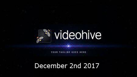 VideoHive December 2nd 2017 - 17 Projects for After Effects