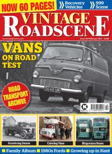 Vintage Roadscene - Issue 255 - February 2021
