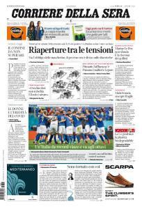 Corriere della Sera - 21 Giugno 2021