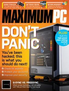 Maximum PC - April 2019