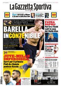 La Gazzetta dello Sport Sicilia – 10 novembre 2019