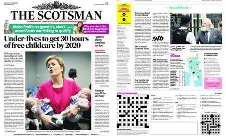 The Scotsman – October 10, 2017