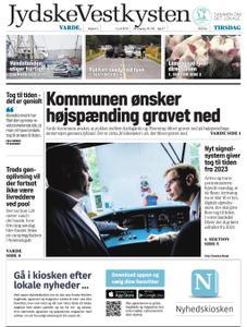 JydskeVestkysten Varde – 02. juli 2019