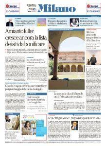 la Repubblica Milano - 30 Ottobre 2017