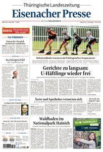Thüringische Landeszeitung Eisenacher Presse - 04. April 2018