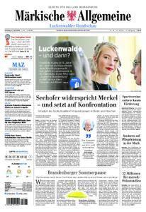 Märkische Allgemeine Luckenwalder Rundschau - 02. Juli 2018