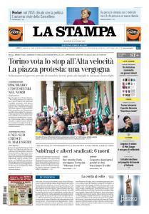 La Stampa Torino Provincia e Canavese - 30 Ottobre 2018