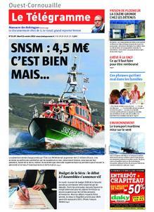 Le Télégramme Ouest Cornouaille – 22 octobre 2019