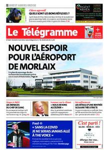 Le Télégramme Brest Abers Iroise – 23 avril 2021
