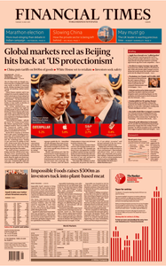 Financial Times Europe – 14 May 2019