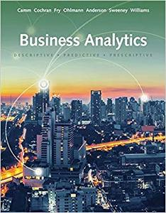 Business Analytics (Mindtap Course List)