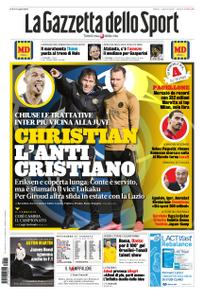 La Gazzetta dello Sport Bergamo – 01 febbraio 2020
