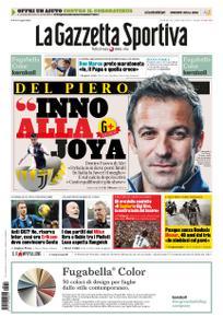 La Gazzetta dello Sport Roma – 12 aprile 2020