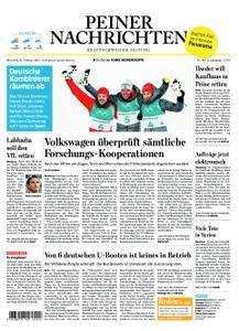 Peiner Nachrichten - 21. Februar 2018