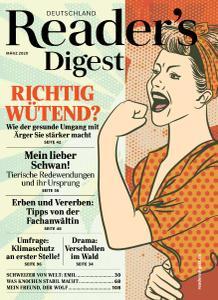 Reader's Digest  - März 2020