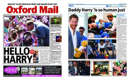 Oxford Mail – May 15, 2019