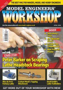 Model Engineers' Workshop - April 2020
