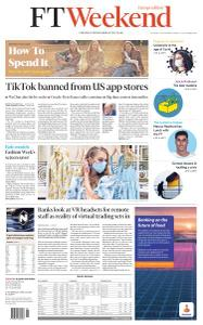 Financial Times Europe - September 19, 2020