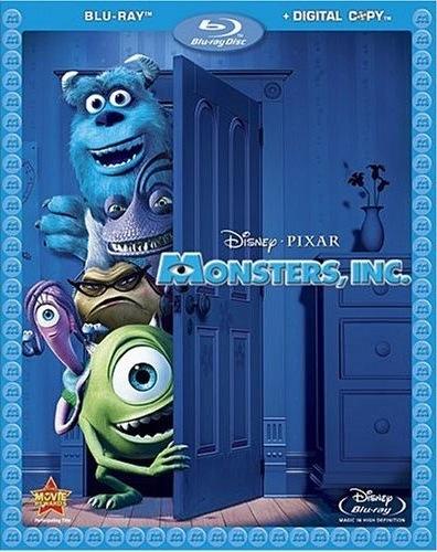 Monsters, Inc. (2001) [Reuploaded]