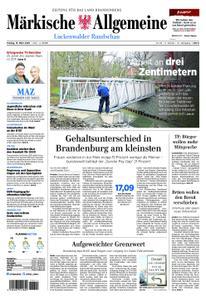 Märkische Allgemeine Luckenwalder Rundschau - 15. März 2019