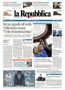la Repubblica - 13 Novembre 2017