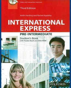 ENGLISH COURSE • International Express • Pre-Intermediate • Third Edition • Student's Book with AUDIO and VIDEO (2014)