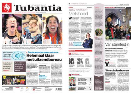 Tubantia - Enschede – 17 december 2018