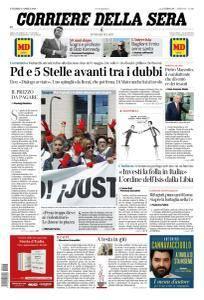 Corriere della Sera - 27 Aprile 2018