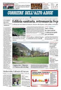 Corriere dell'Alto Adige – 31 luglio 2019