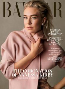 Harper's Bazaar USA - December 2020