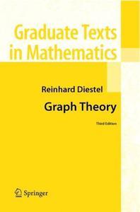 Reinhard Diestel, «Graph Theory», 3rd Edition